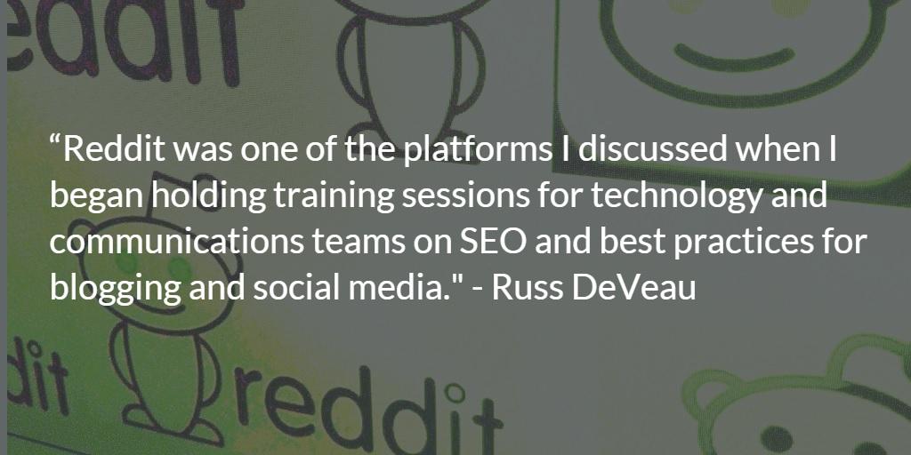 Russ DeVeau Best Practices Social Media