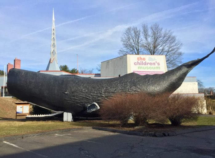 russ deveau hartford college for women blog conny the whale via we-ha blog