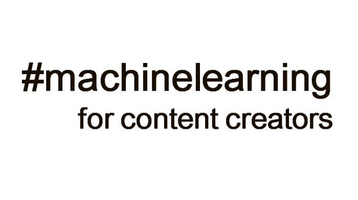 russ deveau blog machine learning for content creators russell deveau twitter