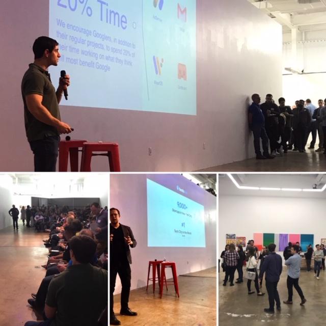russ deveau twitter queens tech night blog russell deveau new york city